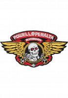 Powell-Peralta-Verschiedenes-Winged-Ripper-Patch-5-multicolored-Vorderansicht