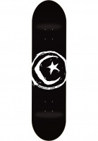 Foundation-Skateboard-Decks-Star-Moon-black-Vorderansicht