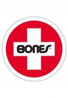 Bones-Bearings-Verschiedenes-Round-3-Sticker-white-Vorderansicht