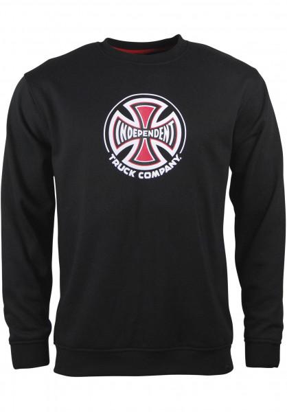 Independent Sweatshirts und Pullover Truck CO black Vorderansicht