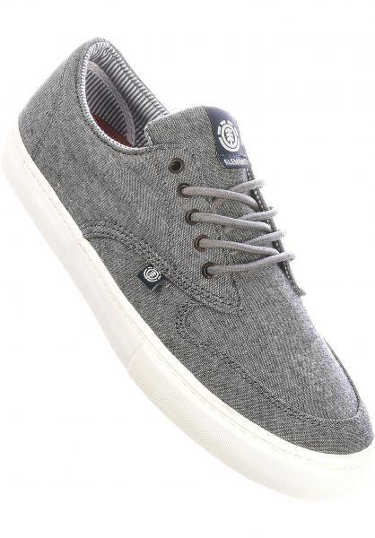 Element Alle Schuhe Topaz C3 stone-chambray vorderansicht 0602449