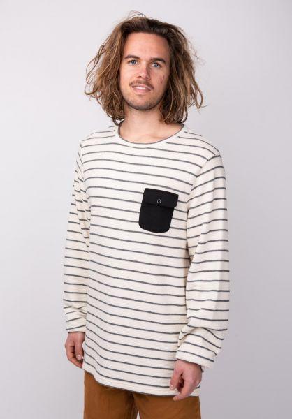 Rules Sweatshirts und Pullover Nijas beige-grey vorderansicht 0422539