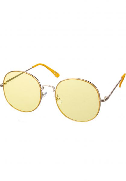 Vans Sonnenbrillen Daydreamer yolkyellow-gold vorderansicht 0590569