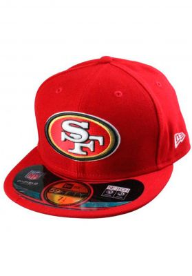 New Era 59Fifty San Francisco 49ers