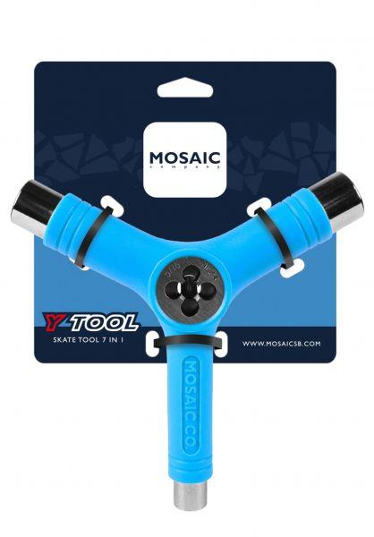 Mosaic Skate-Tools Y-Tool blue vorderansicht 0198070