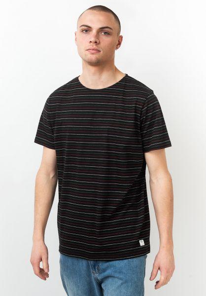 Forvert T-Shirts Reimar black-multi vorderansicht 0320128