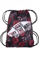 Vans Taschen Benched blackdahlia Vorderansicht