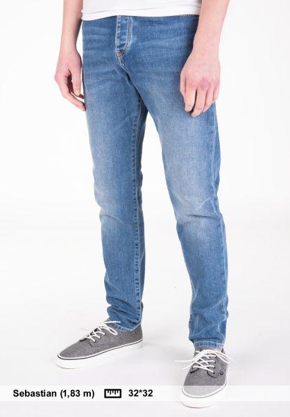 Carhartt WIP Jeans Coast Pant bluecoastbleached vorderansicht 0269059