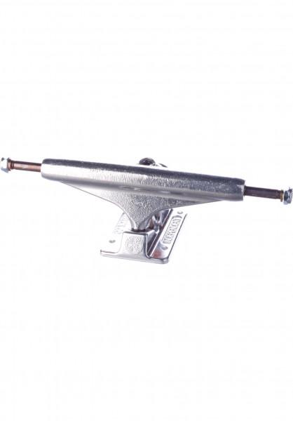 Independent Achsen 159 Stage 11 Forged Titanium silver Vorderansicht
