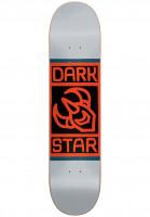 Darkstar Skateboard Decks Block grey Vorderansicht