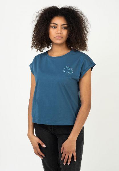 TITUS T-Shirts Obstacle Multi stellar vorderansicht 0321960