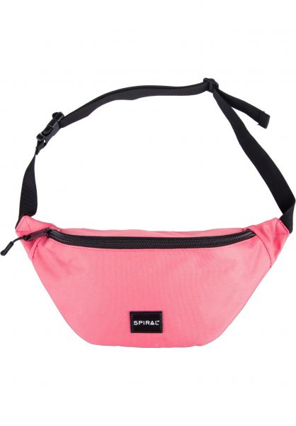 Spiral Hip-Bags Core Bum Bag peach Vorderansicht