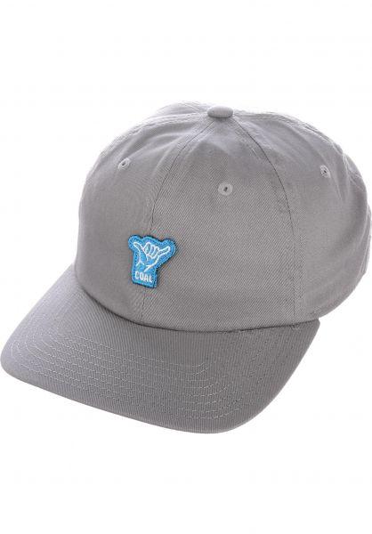 coal Caps The Junior grey vorderansicht 0565194