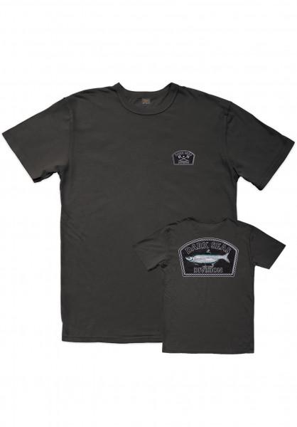 Dark Seas T-Shirts Tarpon black Vorderansicht