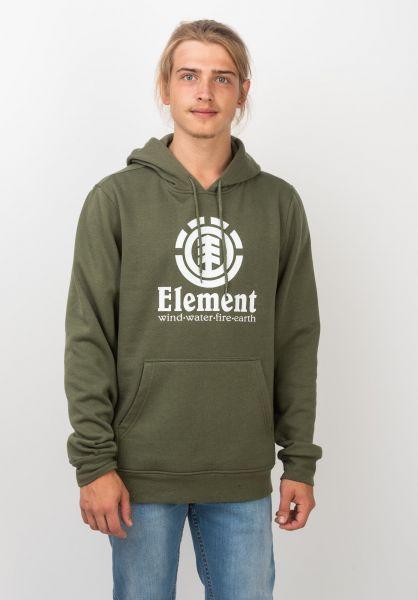 Element Hoodies Vertical surplus vorderansicht 0440609