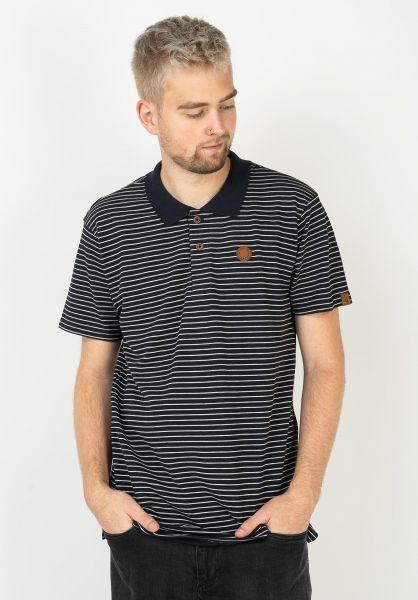 alife and kickin Polo-Shirts Paul marine 320 vorderansicht 0138437