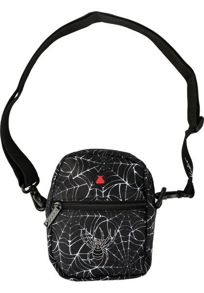 Bumbag Taschen Kader Sylla Compact black-printed vorderansicht 0891643