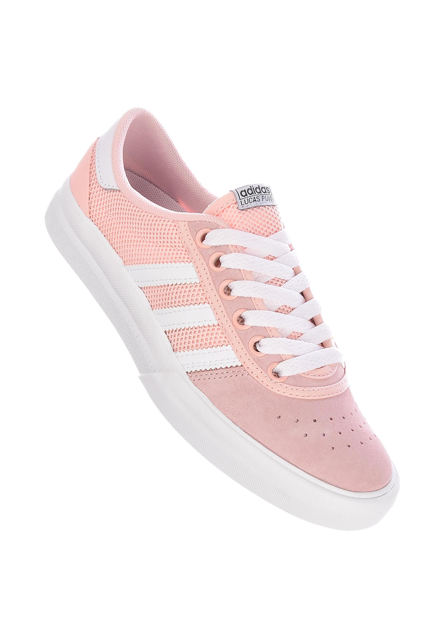 Lucas Premiere adidas All Shoes in iceypink white coreblack