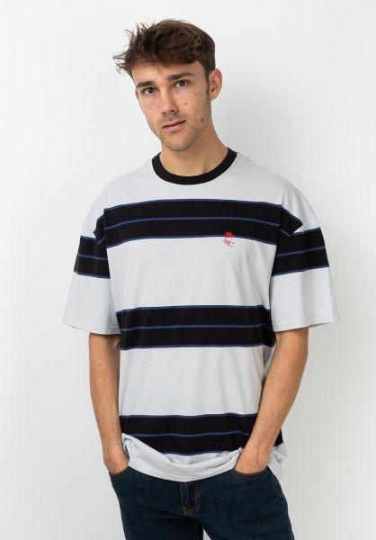 Globe T-Shirts Moonshine pumice vorderansicht 0392160