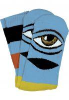 Toy-Machine-Socken-Sect-Eye-Big-Stripe-babyblue-Vorderansicht