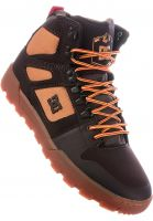 DC Shoes Alle Schuhe Pure HT WR Boot chocolatebrown Vorderansicht