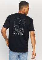 mazine-t-shirts-barrow-printed-t-black-vorderansicht-0325176