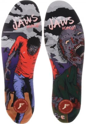 Footprint Insoles Kingfoam Elite Jaws Zombie Large
