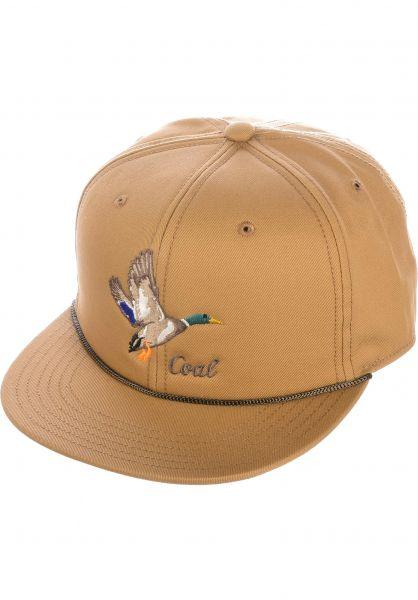 coal Caps The Wilderness lightbrown-duck vorderansicht 0562646