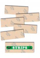 MOB-Griptape-Griptape-Clear-Grip-Strips-5er-clear-Vorderansicht
