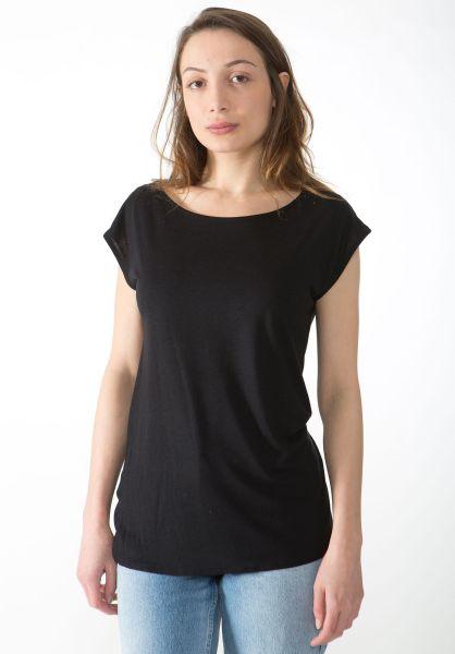 Ezekiel T-Shirts Audrey heather-trueblack vorderansicht 0392986