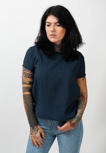 Mazine T-Shirts Springs darknavy vorderansicht 0322312