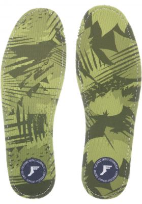 Footprint Insoles Kingfoam Camo Low