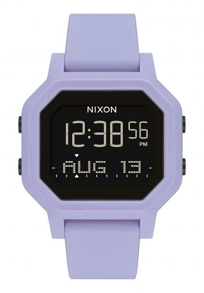 Nixon Uhren The Siren lilac vorderansicht 0810388