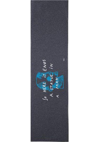 Polar Skate Co Griptape So Here It Ends black vorderansicht 0142352