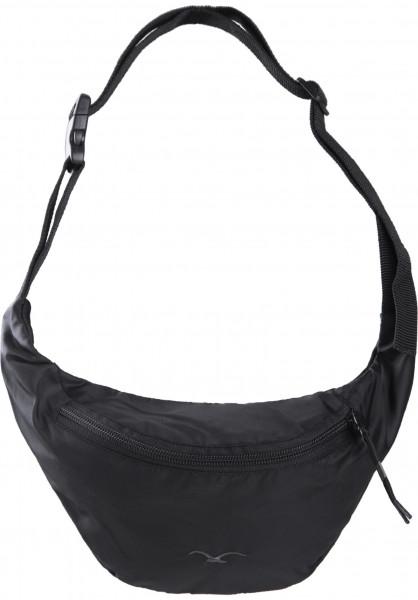 Cleptomanicx Hip-Bags Simplist black Vorderansicht