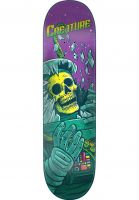 Creature Skateboard Decks Space Horrors large Vorderansicht