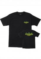 Creature T-Shirts Batty black Vorderansicht