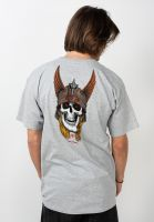 powell-peralta-t-shirts-andy-anderson-skull-athleticheather-vorderansicht-0321018