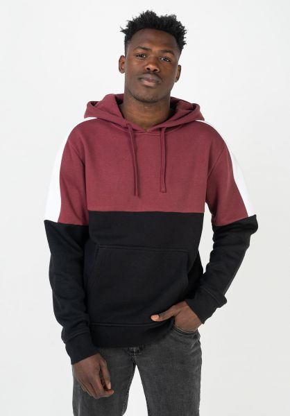 Rules Hoodies Freedi burgundy vorderansicht 0445295