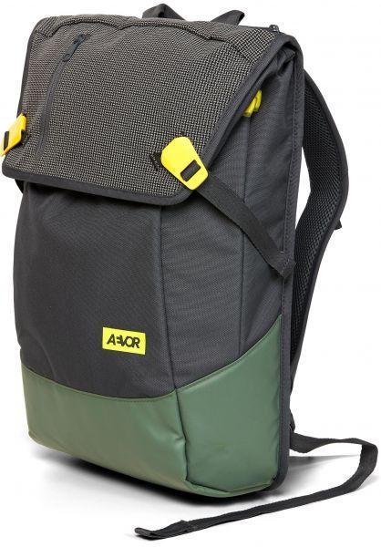 580376c35cad1 AEVOR Rucksäcke Daypack echo-green vorderansicht 0880944