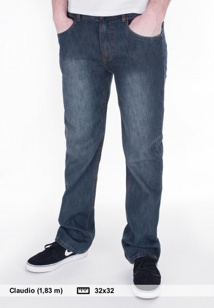 TITUS Jeans Regular blue-grey Vorderansicht