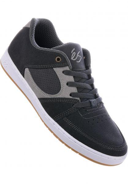ES Alle Schuhe Accel Slim darkgrey-grey vorderansicht 0604643