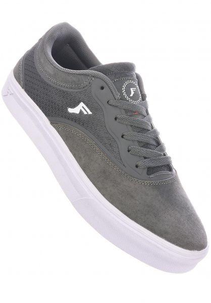 Footprint Footwear Alle Schuhe Velocity charcoal vorderansicht 0605001