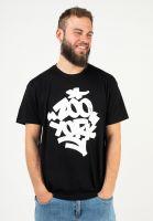 zoo-york-t-shirts-fat-n-juicy-black-vorderansicht-0399193