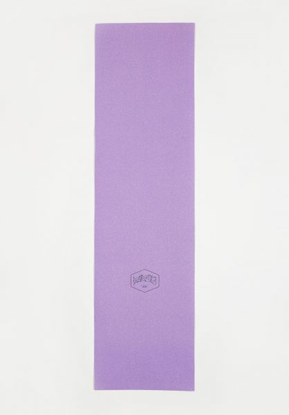 TITUS Griptape Hexagon 70 Anti-Bubble violet Vorderansicht 0142094