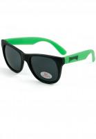 Thrasher-Sonnenbrillen-Logo-green-Vorderansicht