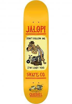 Anti-Hero Cardiel Jalopi Skate Co.