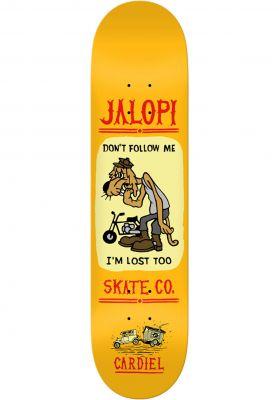 Anti-Hero Cardiel Jalopi Skate Co.