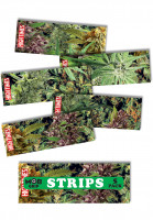 MOB-Griptape-High-Times-Collage-Grip-Strips-5-Pack-multicolored-Vorderansicht
