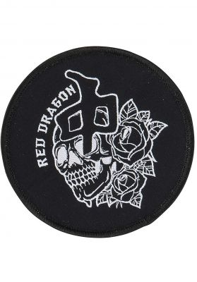 Red-Dragon Grave Patch